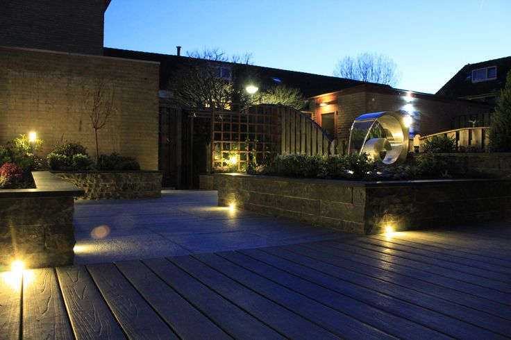 Tuinverlichting www.hoveniervandermeer.nl