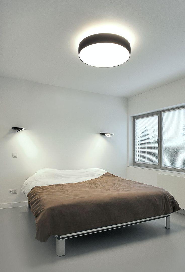 bedroom lighting ideas. Flat Moon: Enchanting Moonlight Spock: Extraterrestial Lighting Officer #bedroomlighting #Bedroom #lighting Bedroom Ideas