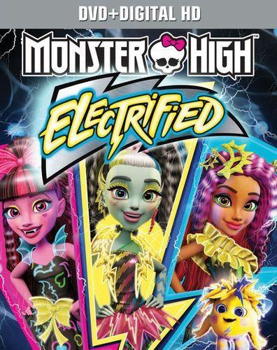 Monster High: Electrified [Includes Digital Copy] [UltraViolet] [DVD] [2017]