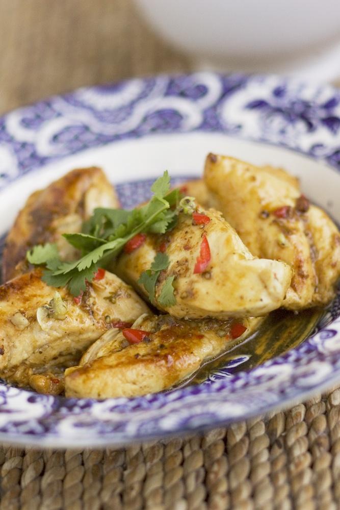 Lime & Garlic Chicken | Om nom nom : Mains | Pinterest
