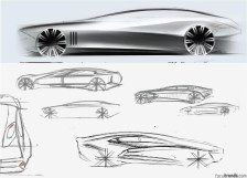 BMW 7 Series concept by Chris Maestas