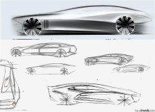 BMW 7 Series concept by Chris Maestas