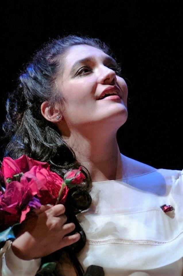 Catisart - Σοφία Μητροπούλου, πολύτιμο μουσικό πετράδι η Αΐντα της στο Μέγαρο Μουσικής Θεσσαλονίκης