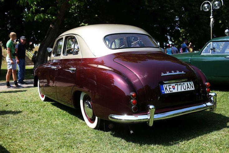 Škoda 1201 1958