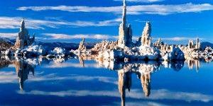 Удивительные фотографии озера Моно в Калифорнии (Mono Lake, California)