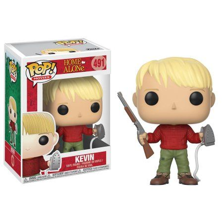 Funko POP! Movies: Home Alone - Kevin, Multicolor