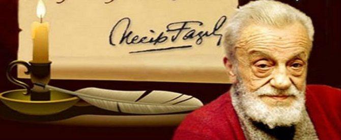 Bakan Eker'in gözünden Necip Fazıl Kısakürek - TRT Türk Haberler
