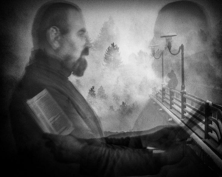 I Am Books I Read, Bridges I Crossed , Forests I Dreamed Of by Serban Bogdan on Art Limited