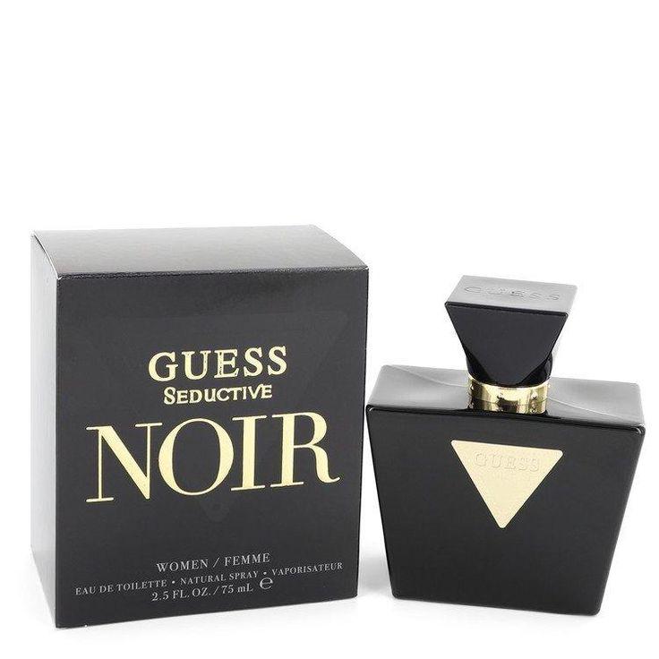 Guess Seductive Noir For Men 100ml
