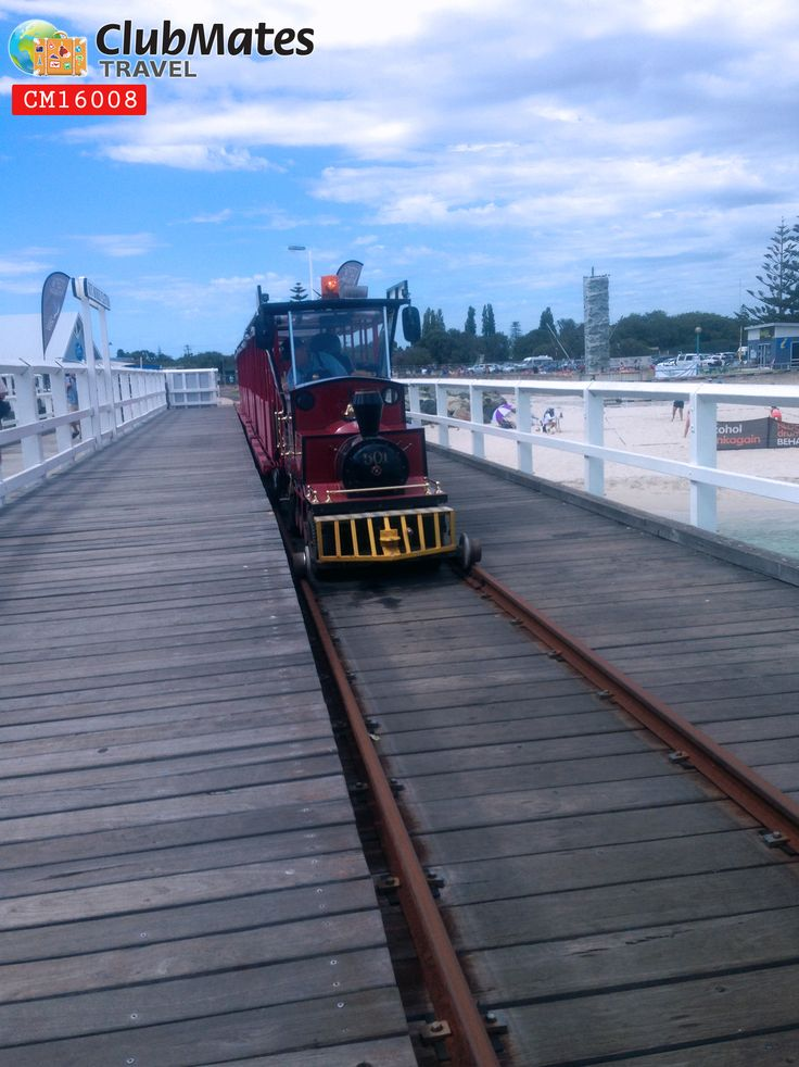The tram is one of the best ways to see the glorious city of Perth