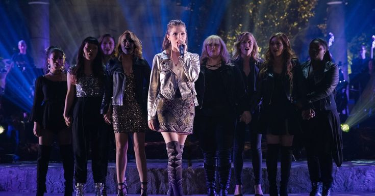 #MONSTASQUADD Review: 'Pitch Perfect 3' Keeps the Songs but Loses the Plot