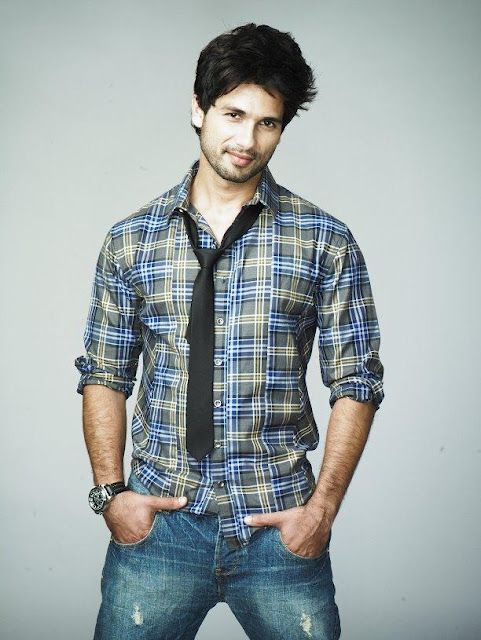 Shahid Kapoor is an Indian film actor. He started his career by working in music videos and advertisements, and made his Bollywood debut with Ishq Vishk and won a Filmfare Award for Best Male Debut for his performance.