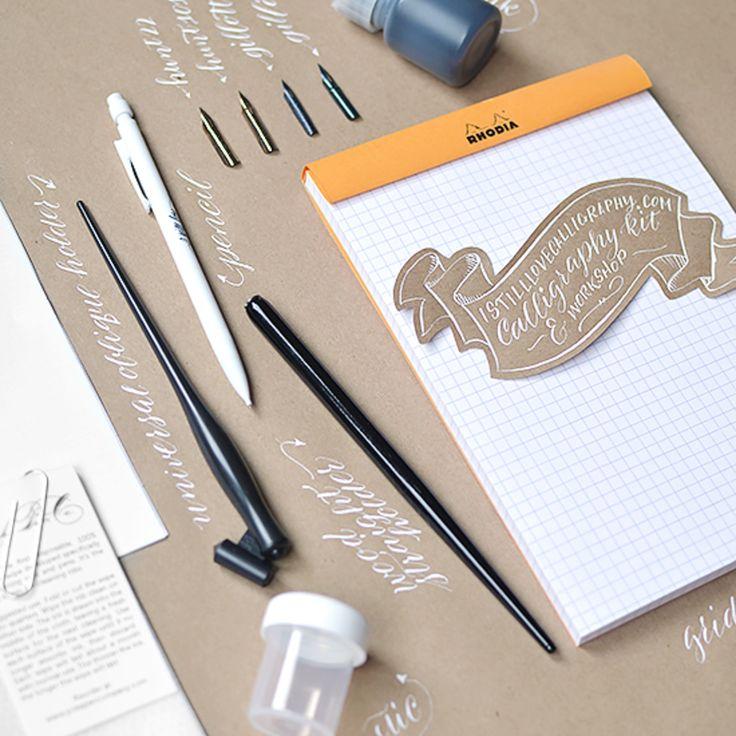 25 Unique Calligraphy Kit Ideas On Pinterest