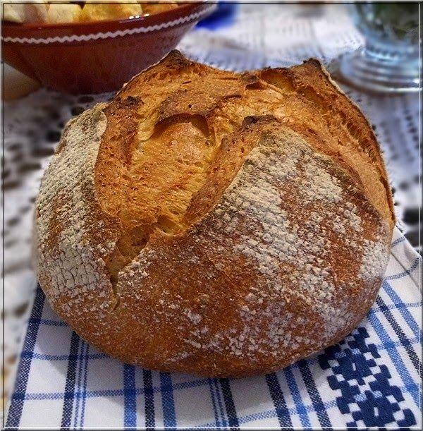 Limara péksége: Kenyér kovászos öregtésztával
