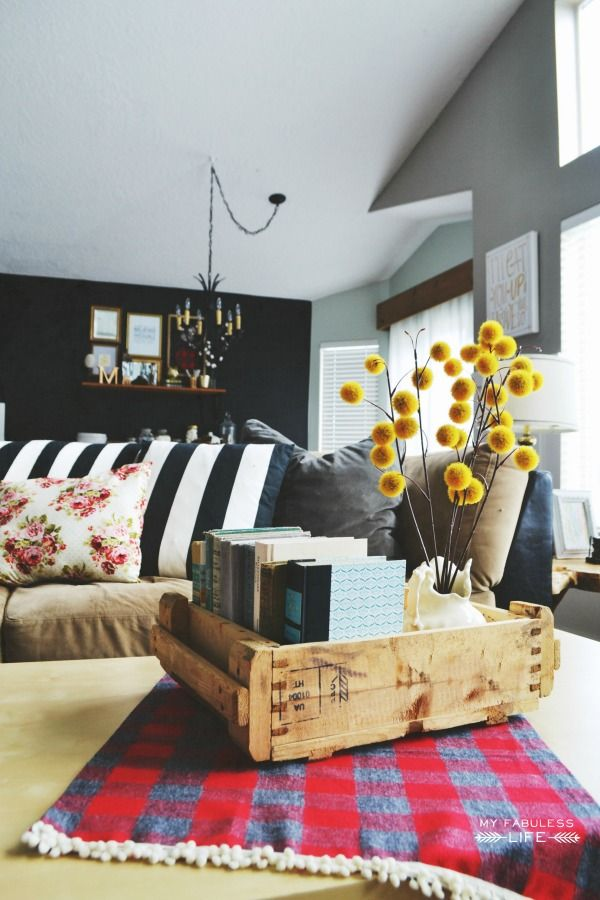 My Fabuless Life: EASY FALL DECORATING IDEAS | FINDING FALL HOME TOUR