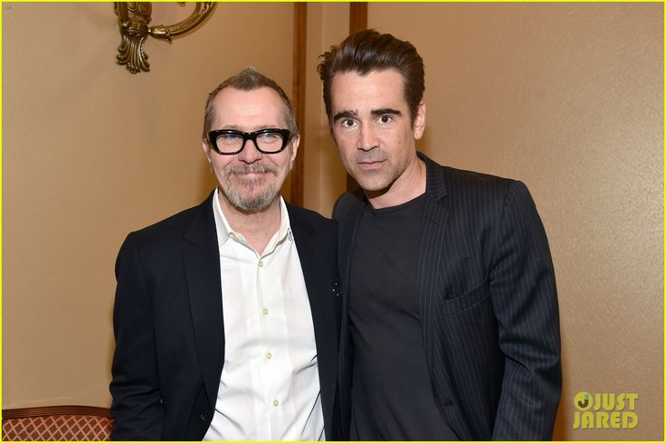 Colin Farrell & Gary Oldman - Colin Was Cool With Being Only Guy on 'The Beguiled' Set