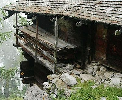 the old house Chalet