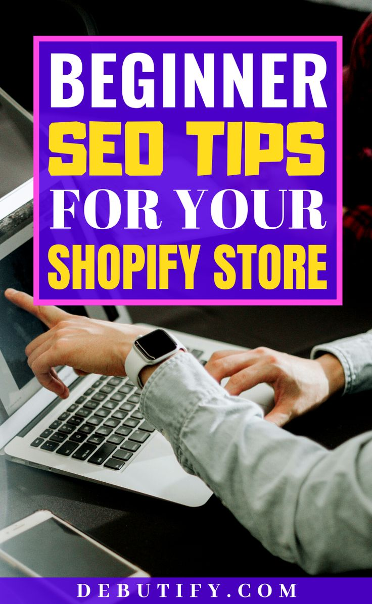 Beginner SEO Marketing Tips for Your Shopify Store in 2020
