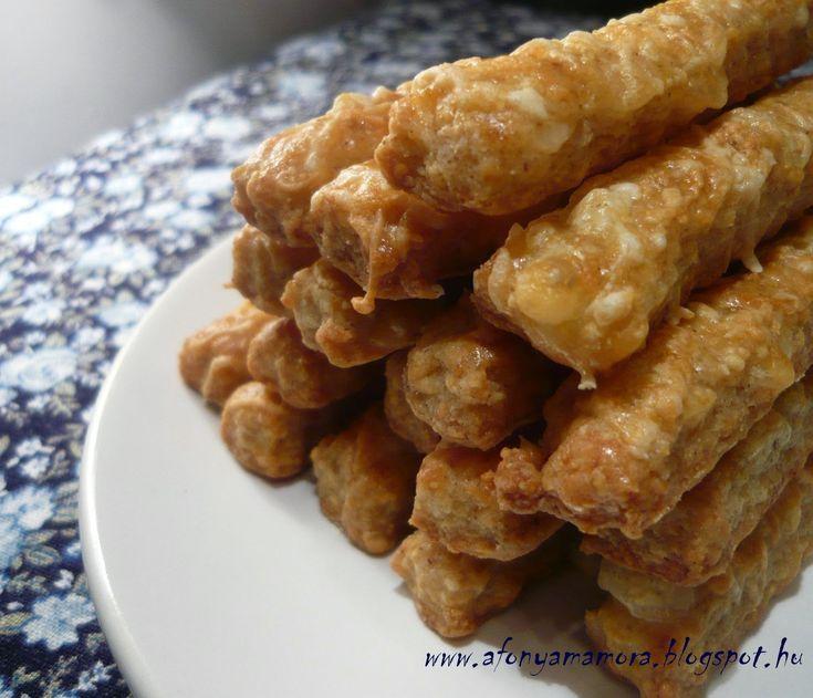 Az áfonya mámora: Gyors sajtos rudak