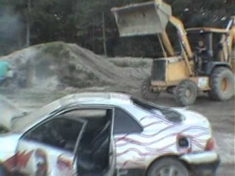 ▶ the Toyota Paseo 23 hour life...time trials, racing,offroading and fun - YouTube