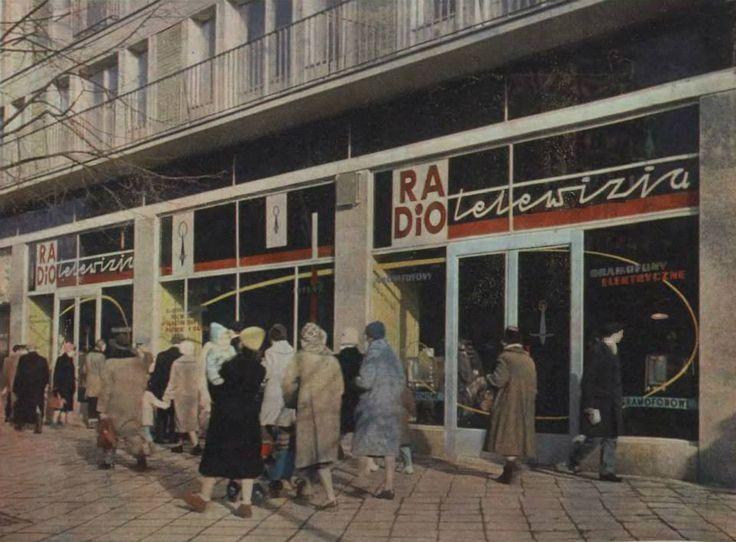 Marszałkowska, Warszawa (1961)
