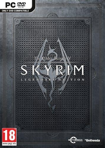 skyrim legendary edition pc