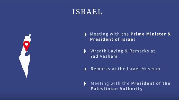 White House removes video showing Israel with pre-1967 borders https://www.rt.com/usa/389024-israel-video-white-house-borders/