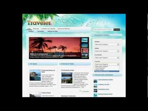 Demostración Video Agencia de Turismo Autoadministrable