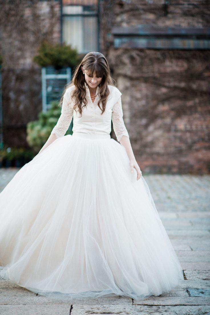 Fancy Bridal NY  Modest Wedding Dress