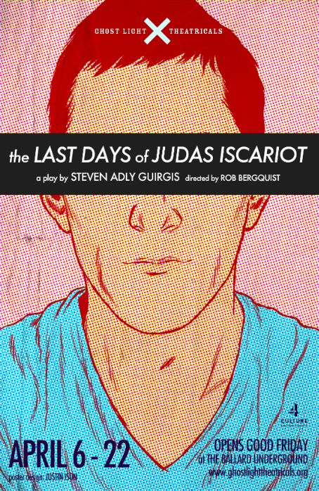 The Last Days of Judas Iscariot by Stephen Adly Guirgis   32 Plays You Need To Read Before You Die