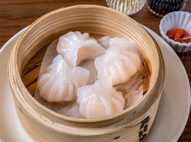 玻璃蒸蝦餃(広東風 海老蒸し餃子) 名雪 寛己シェフのレシピ | シェフごはん