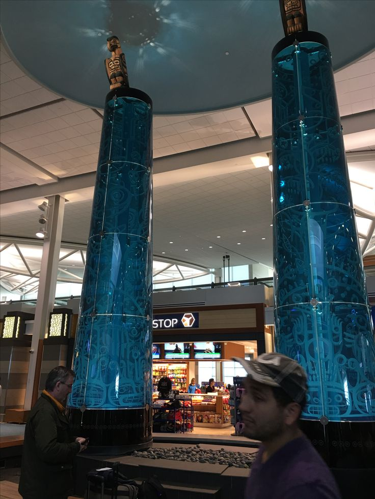 Vancouver Airport YVR - Vancouver, British Columbia, Canada
