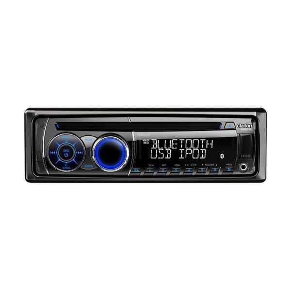 Radio CD para Coche Clarion CZ501E MP3/USB/AUX/Bluetooth/iPhone    http://www.opirata.com/radio-para-coche-clarion-cz501e-mp3usbauxbluetoothiphone-p-17606.html