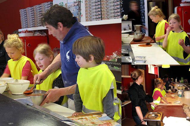 Kinderfeestjes in Zuid-Holland: Italiaans Pizza Kinderfeest bij P62
