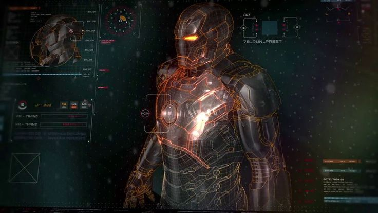 Avengers - Age of Ultron UI Reel by TerritoryComputer Graphics & Digital Art Community for Artist: Job, Tutorial, Art, Concept Art, Portfolio