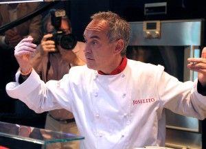 """Ferran Adrià: """"Hay que introducir el jamón ibérico en todos los restaurantes del mundo"""" - http://www.conmuchagula.com/2013/09/19/ferran-adria-hay-que-introducir-el-jamon-iberico-en-todos-los-restaurantes-del-mundo/"""