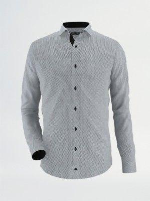 Camasa Exclusive Brands, din bumbac, cu un croi lejer. Ideala pentru a iesi din anonimat.