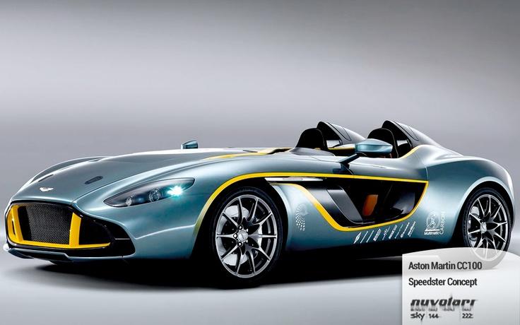 Aston Martin CC100 Speedster Concept http://www.nuvolari.tv/anteprime/aston-martin-cc100-speedster-concept-my-2013