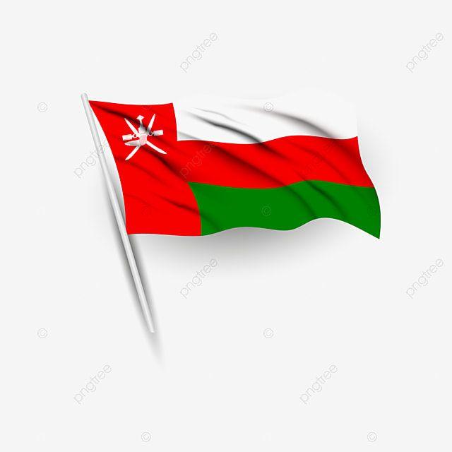 يلوح بعلم عمان بمناسبة اليوم الوطني العماني البلد سلطنة عمان اليوم الوطني Png والمتجهات للتحميل مجانا Oman National Day Oman Flag Country Flags