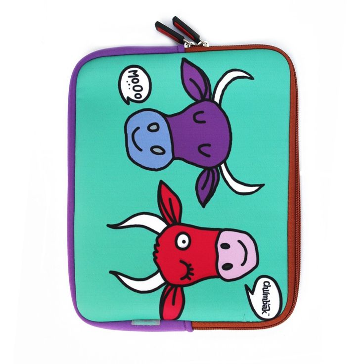 Moo cow IPad sleeves