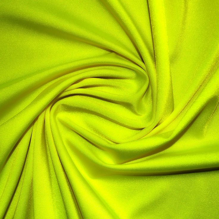Banana Yellow Lycra  150cm wide Approx 208gsm 80% Nylon / 20% Spandex Made in the EEC Machine washable at 40ºc  £8.49 per metre  Lycra is a synthetic fibre known for its exceptional elasticity and is largely used in the manufacture of dancewear, sportswear and ice skating costumes. Lycra is a lightweight and breathable Fabric known for its quick drying properties.