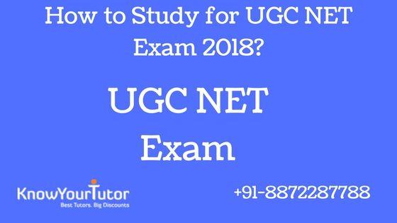 How to Study for UGC NET Exam 2018? #UGCNET #UGCNETExam