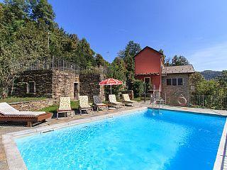 Villa vid San Bernardino Verbano, Italien | 8 gäster - 844947