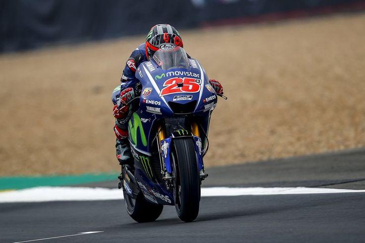 【MotoGP】 第5戦 フランスGP 予選:ビニャーレスがポールポジション  [F1 / Formula 1]