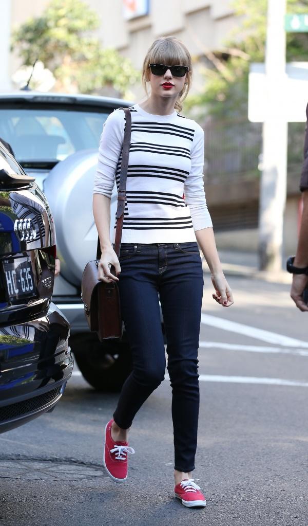 Taylor Swift..