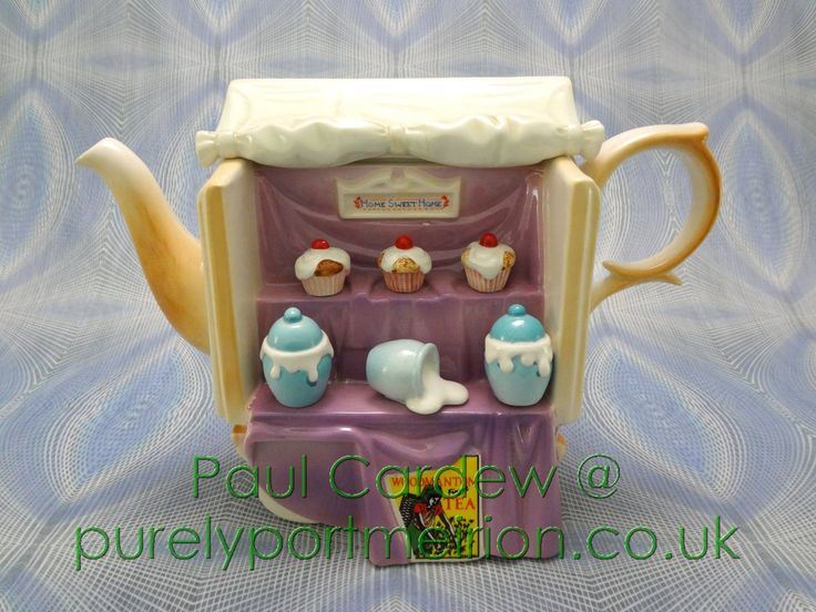Paul Cardew Design Large  Market Stall Teapot