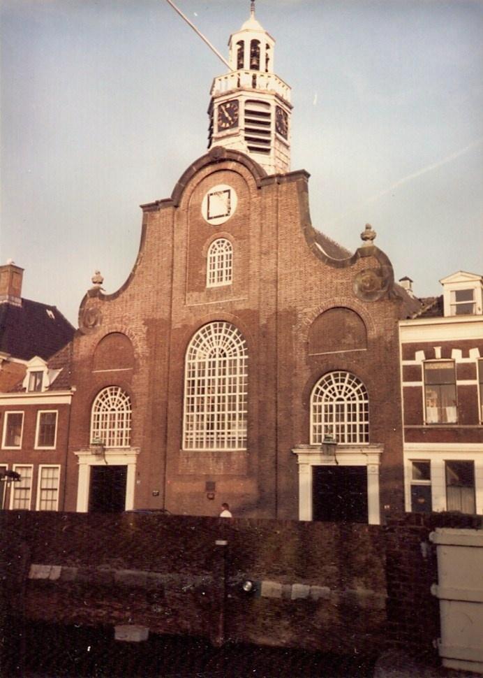 Pilgrim Fathers' Church ~ Rotterdam
