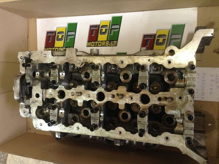 JEEP GRAND CHEROKEE 3.0 v6 diesel CRD VM23D ENGINE CYLINDER HEAD 2012 ofx002 90352073f