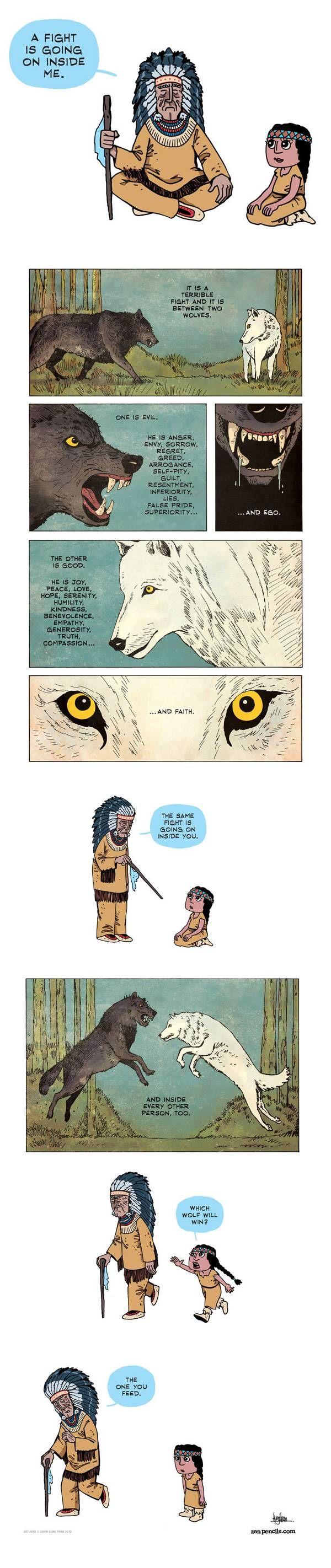 American Indian Wisdom
