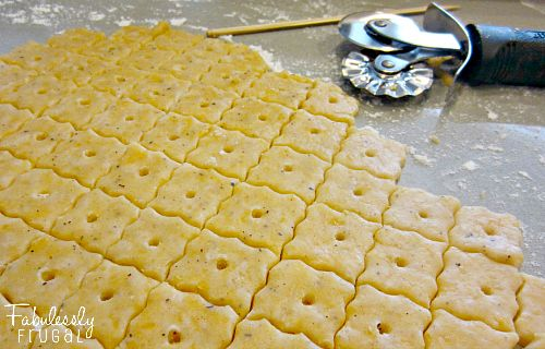 Love Cheez-It crackers? Did you know it is pretty easy to make your own crackers?Here's a fun recipe for cheesy crackers! The kids will think it is fun to make and eat their own crackers. An…